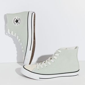 Converse Recycled Canvas High Top Sneaker